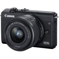 Canon EOS M200 Mirrorless Digital Camera with 15-45mm Lens - Cameraland Sandton