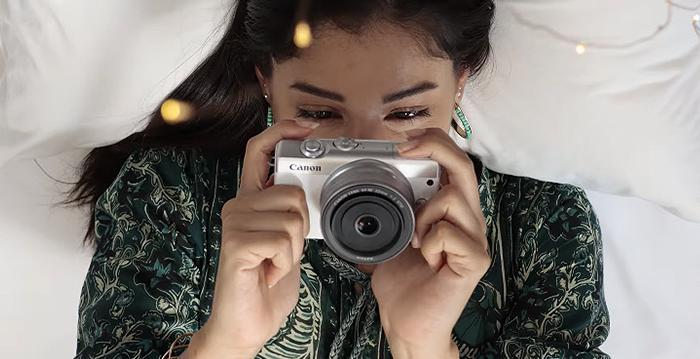 Canon Unveils Entry-Level EOS M200 with Eye Detection and 4K Video - Cameraland Sandton