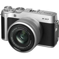 FUJIFILM X-A7 Mirrorless Digital Camera with 15-45mm Lens - Cameraland Sandton