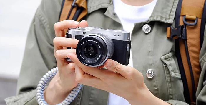 Fujifilm Unveils the X-A7 – Its New Entry-Level X Series Mirrorless
