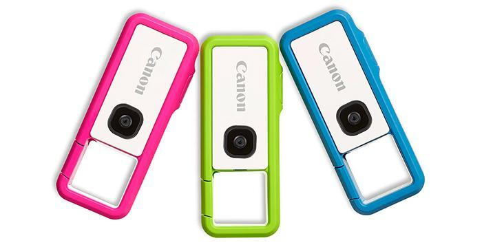 Canon Unveils Clippable, Waterproof IVY REC Camera for Adventure Seekers - Cameraland Sandton