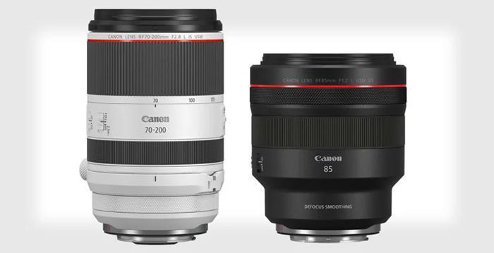 Canon Unveils RF 70-200mm f/2.8L IS and 85mm f/1.2L DS IS Lenses - Cameraland Sandton