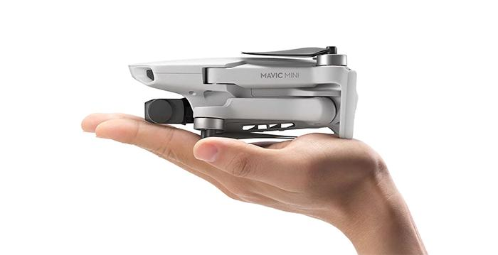 DJI Unveils the Mavic Mini- A Palm-Sized Drone that Shoots 2.7K Video - Cameraland Sandton