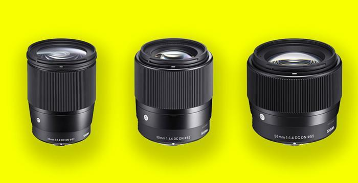 Sigma Announces Three New Prime Lenses for Canon EF-M Mount Cameras - Cameraland Sandton