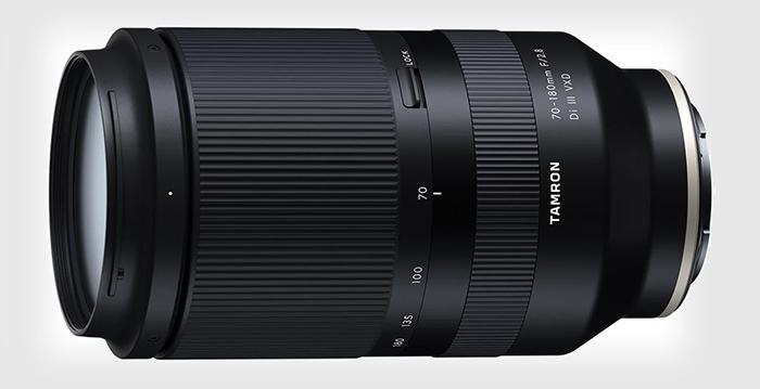Tamron Announces Development of Lightweight 70-180mm Lens for Sony E-Mount - Cameraland Sandton