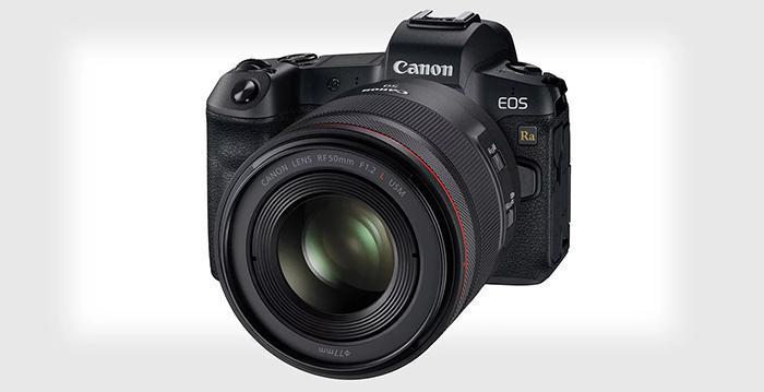 Canon Releases the EOS Ra- A Mirrorless Astrophotography Camera - Cameraland Sandton
