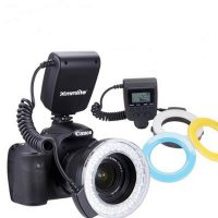 Commlite LED Microspur Ring Flash - Cameraland Sandton