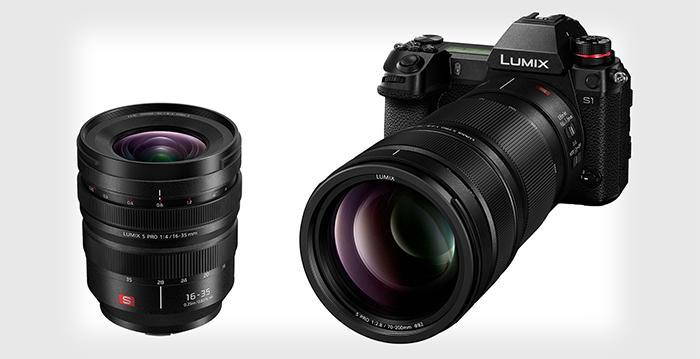 Panasonic Unveils 70-200mm and 16-35mm Full-Frame L-Mount Lenses - Cameraland Sandton