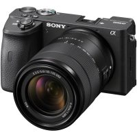 Sony Alpha a6600 Camera with 18-135mm Lens - Cameraland Sandton