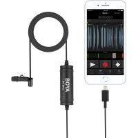 BOYA BY-DM1 Lavalier Microphone (iOS) | Cameraland Sandton