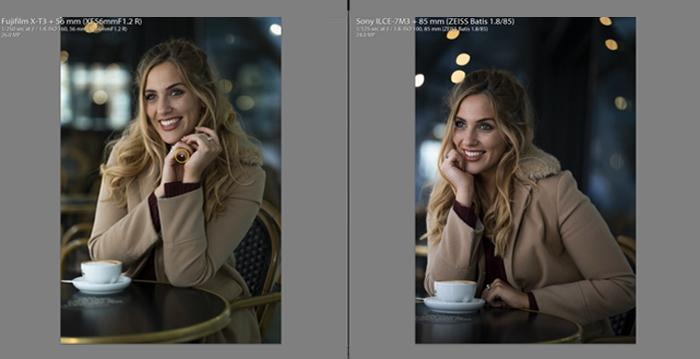 Fujifilm 56mm Vs Zeiss Batis 85mm-Cameraland Sandton
