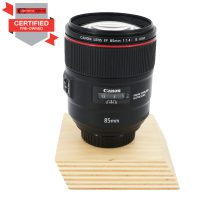 Canon EF 85mm f/1.4L IS USM (Pre-owned)   Cameraland Sandton