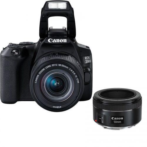Canon EOS 250D DSLR Portrait Bundle | Shop | Cameraland Sandton