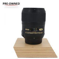 Nikon AF-S 60mm f/2.8G ED Micro Lens | Cameraland Sandton