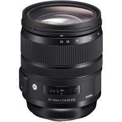 Sigma 24-70mm F/2.8 DG OS HSM Art Lens For Canon EF | Cameraland Sandton