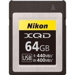 Nikon 64GB XQD Memory Card | Cameraland Sandton