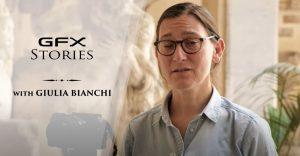 GFX stories with Giulia Bianchi (Italy) Cameraland Sandton