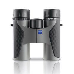 Zeiss Terra ED 10 x 42 Black/Grey Binoculars | Cameraland Sandton
