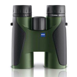 Zeiss Terra ED 10 x 42 Black/Green Binoculars | Cameraland Sandton
