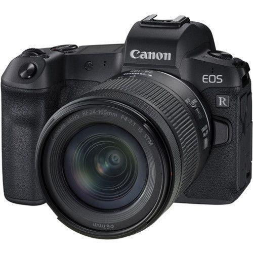 Canon EOS R Full Frame Mirrorless Camera with RF 24-105mm f/4-7.1 IS STM Lens | Manmeister