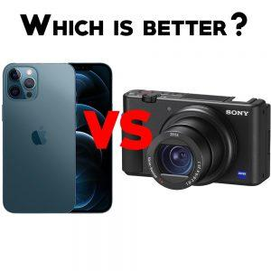 Which is the Better Entry-Level Camera for Vlogging, the Sony ZV-1 or an iPhone? - Cameraland Sandton