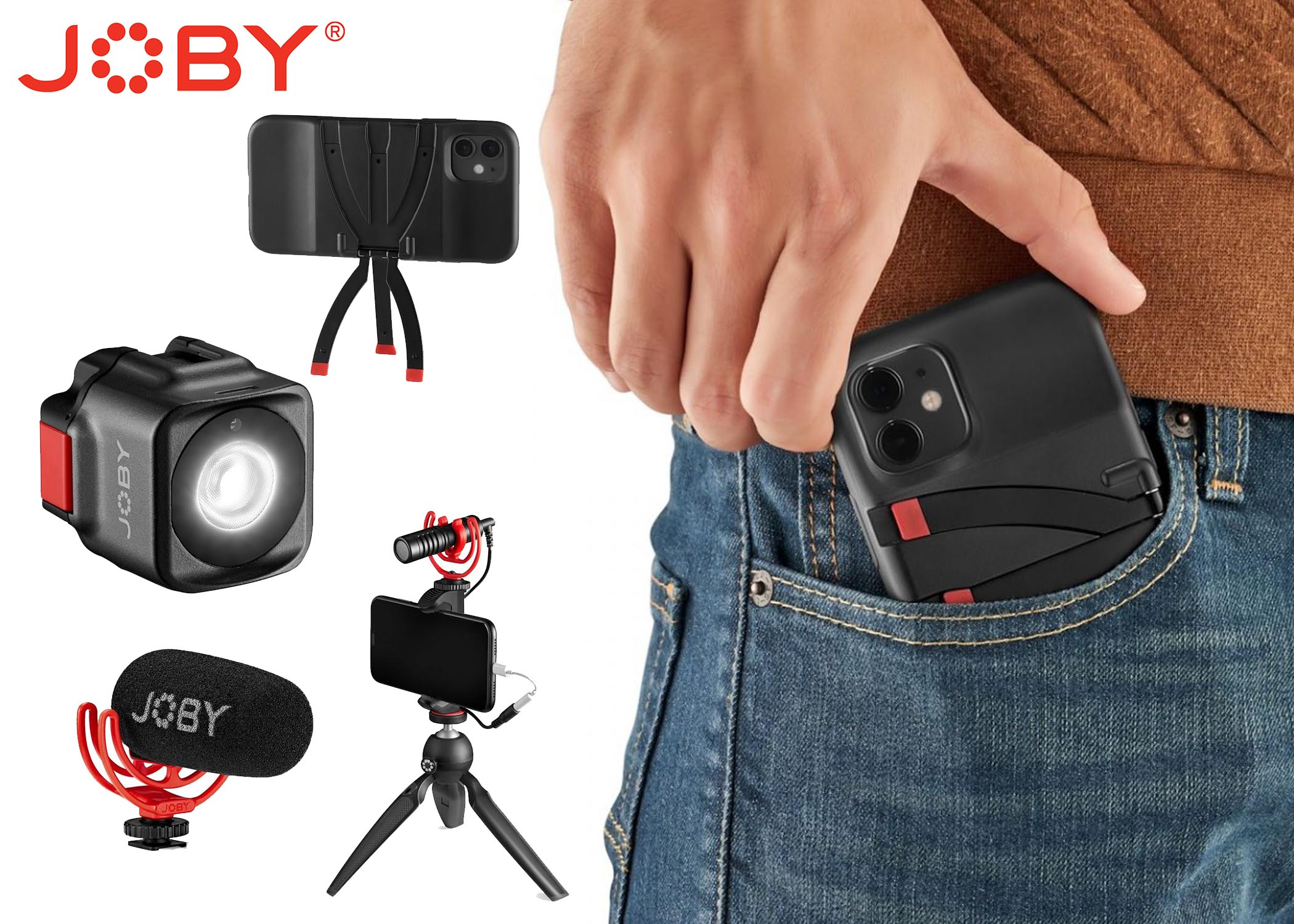 JOBY launches new lineup of accessories | Cameraland Sandton