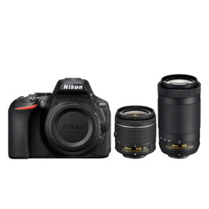 Nikon D5600 + 18-55VR + 70-300DX (CAMNISLD5600K011)