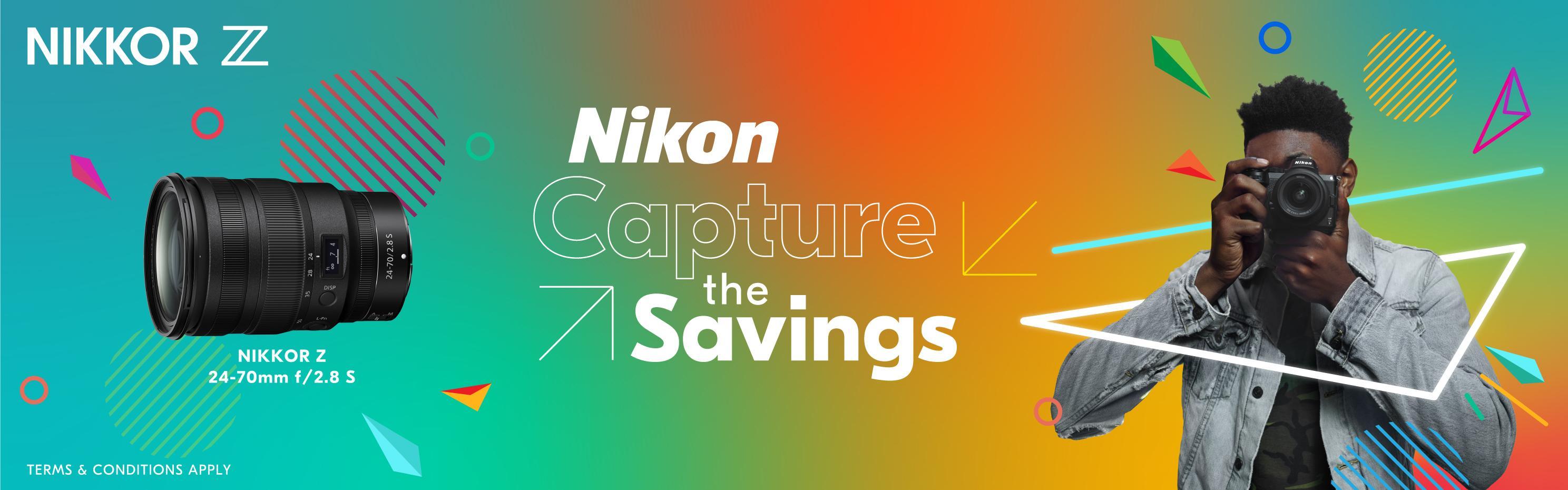 Nikon-EasterPromo-CameralandSandton-Zlens