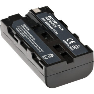 Atomos 2600mAH Battery for Atomos Monitors/Recorders and Converters - Cameraland Sandton -01