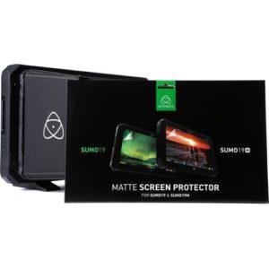 "Atomos Anti-Glare LCD Screen Protector for Sumo 19"" Monitor - Cameraland Sandton"