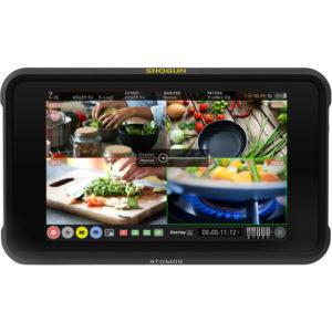 Atomos Shogun 7 HDR Pro/Cinema Monitor-Recorder-Switcher - Cameraland Sandton