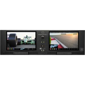 Atomos Shogun Studio II Rackmount 4K Dual Recorder & Monitor - Cameraland Sandton