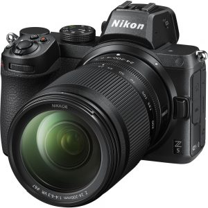 Nikon Z 5 Mirrorless with 24-200mm | Cameraland Sandton
