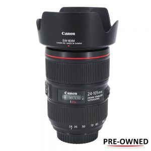 Canon EF 24-105mm f/4L IS II USM (Pre-owned) | Cameraland Sandton