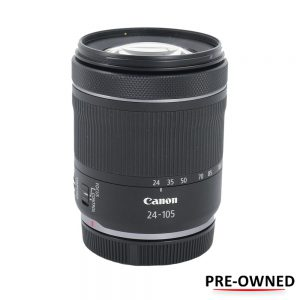 Canon RF 24-105mm f/4-7.1 IS STM (Pre-owned) | Cameraland Sandton