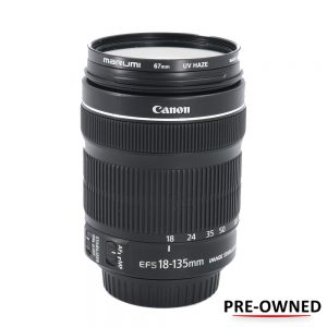Canon EF-S 18-135mm f/3.5-5.6 IS STM (Pre-owned) - Cameraland Sandton