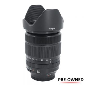 FUJIFILM XF 18-135mm f/3.5-5.6 R LM OIS WR (Pre-owned) - Cameraland Sandton
