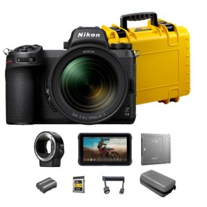 Nikon Z6 II Mirrorless Film Maker Kit - Cameraland Sandton