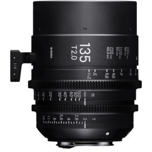 Sigma 135mm T2 FF High-Speed Prime