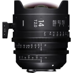 Sigma 14mm T2 FF High-Speed Prime (Sony E))