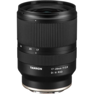 Tamron 17-28mm f/2.8 Di III RXD Lens for Sony E - Cameraland Sandton