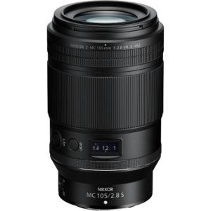 Nikon Z MC 105mm f/2.8 VR S Macro Lens - Cameraland Sandton