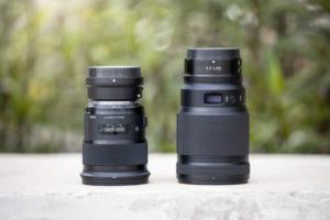 Nikon-vs-Sigma- 50mm