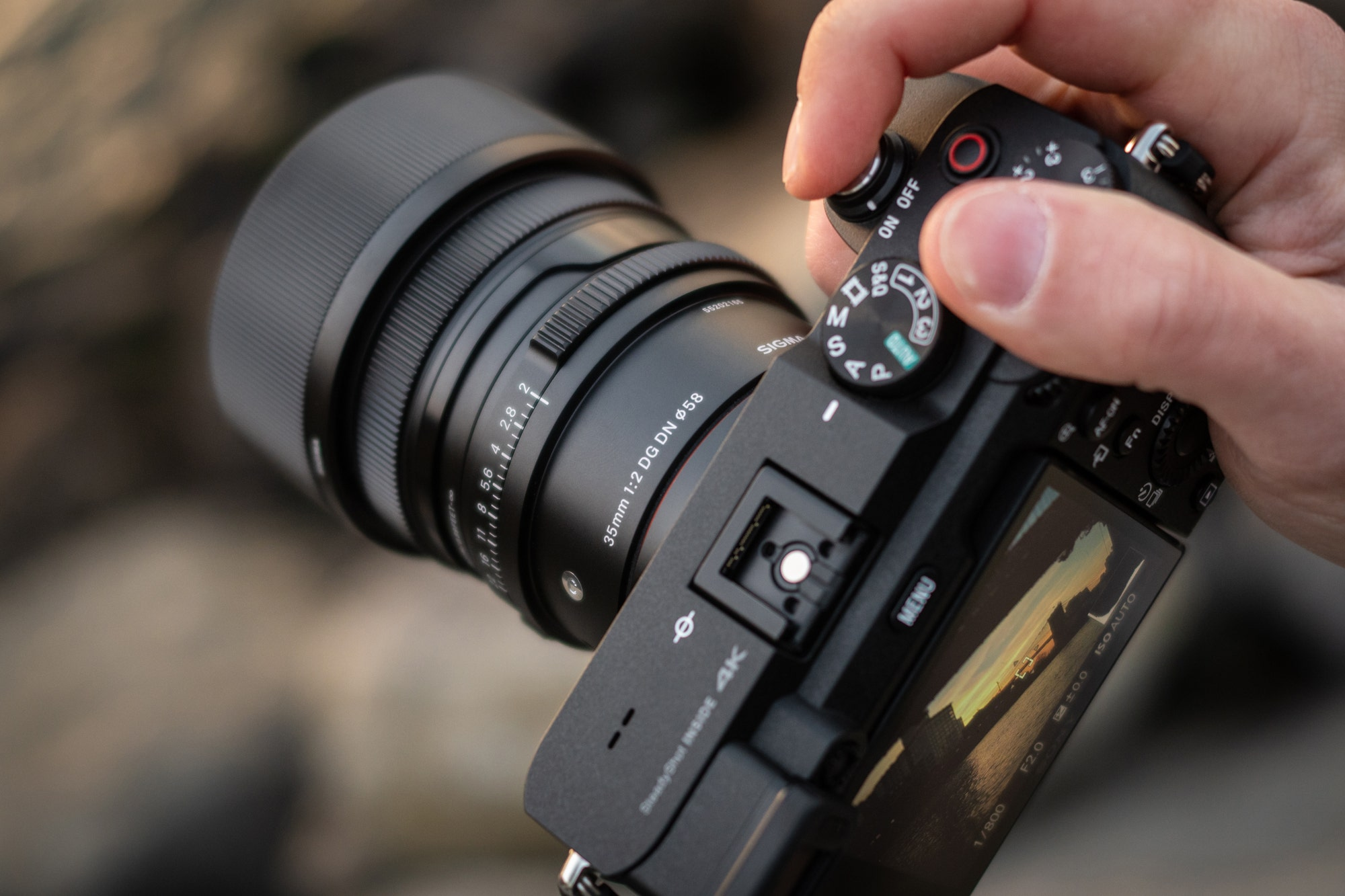 Sigma Versus Sony: Which E-Mount 35mm f/1.4 Lens is Better?