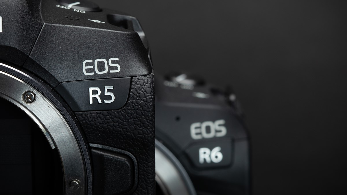 Eos R5 and R6