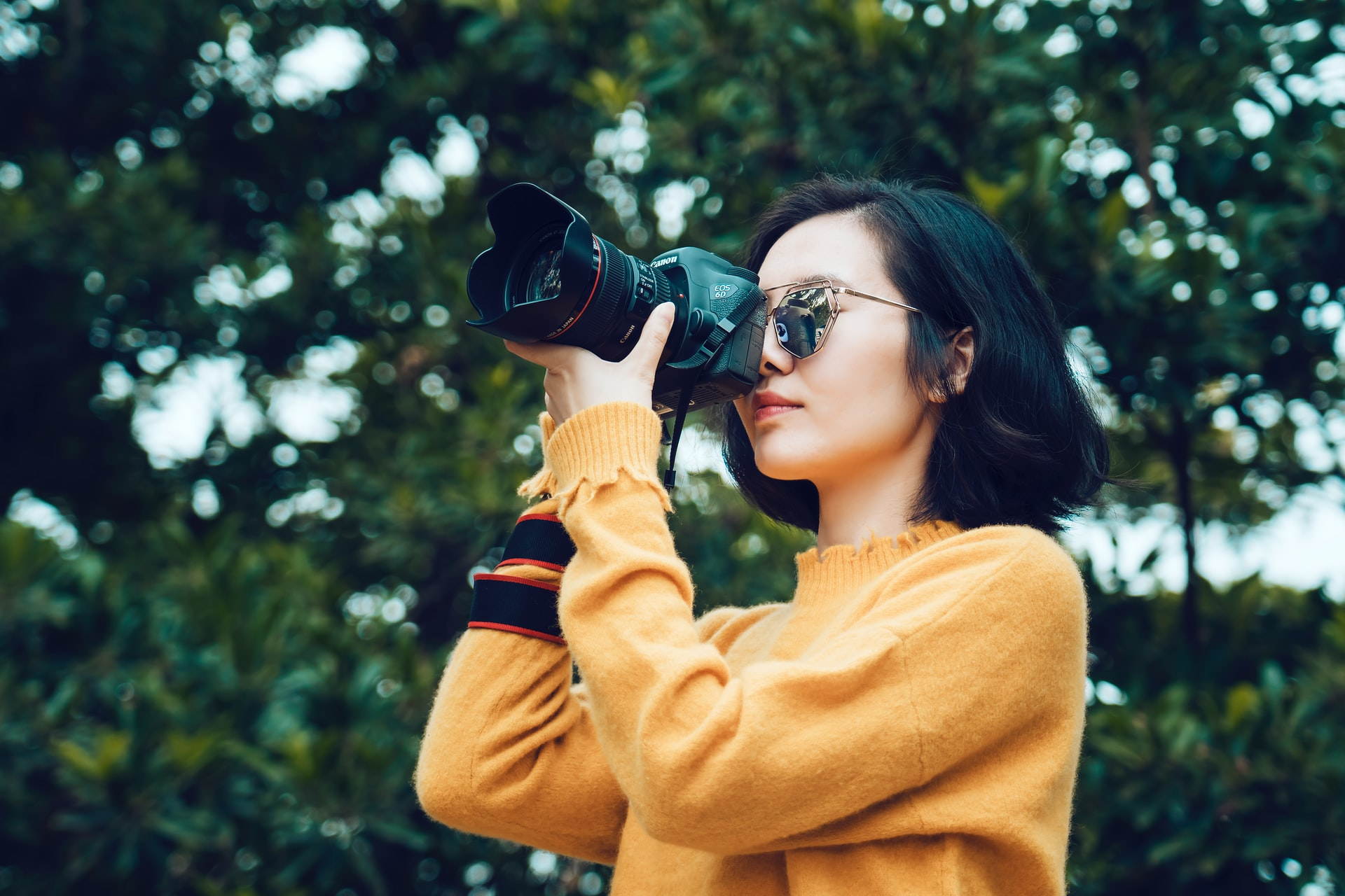 Let Your Photography Make You Happier and More Content