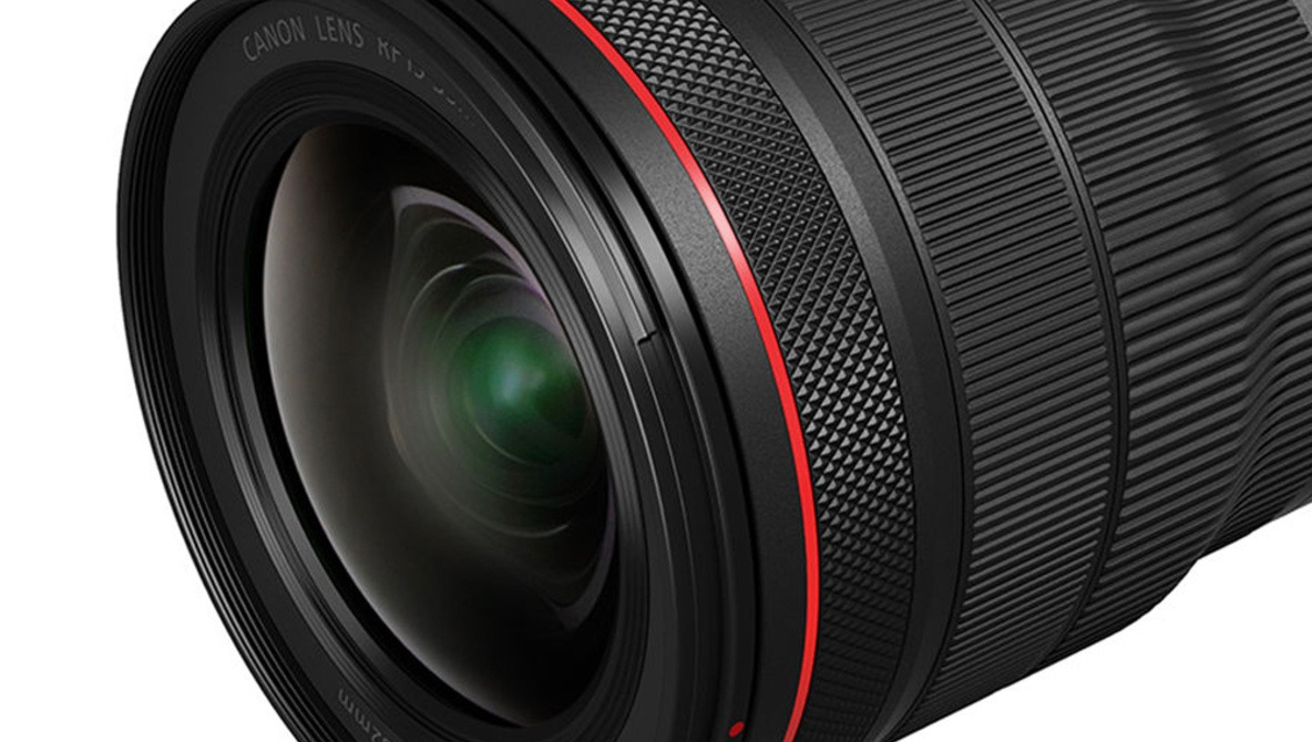 canon rf 14-35mm wide angle zoom lens