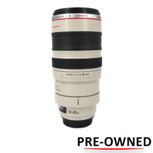 Canon EF 100-400mm f/4.5-5.6L IS USM (Pre-Owned)