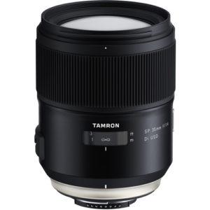Tamron SP 35mm f/1.4 Di USD Lens