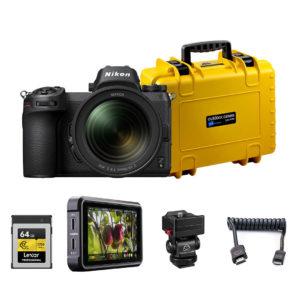 Nikon Z6 Mirrorless Film Making Starter Kit